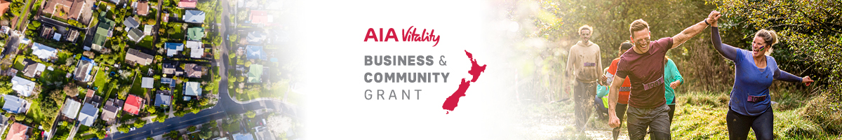 AIA Vitality Business & Community Grant