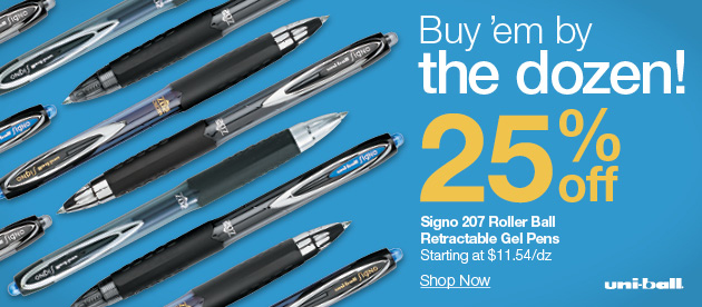 FREE $25 VISA Gift Card, 25% off pens + deals on new products & more